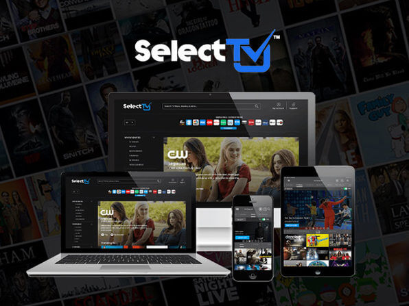 SelectTV Streaming App: Lifetime Subscription